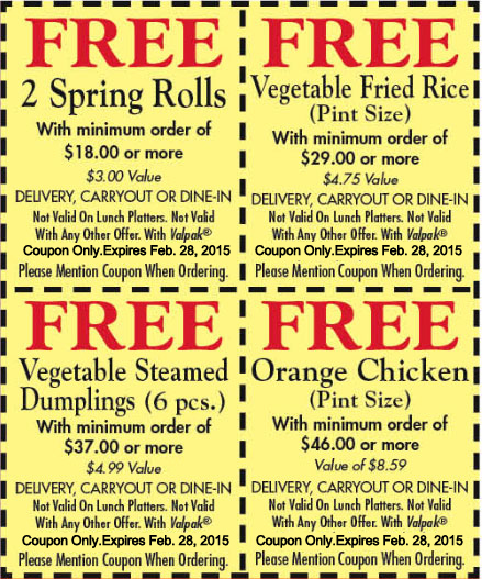 coupon in cantonese
