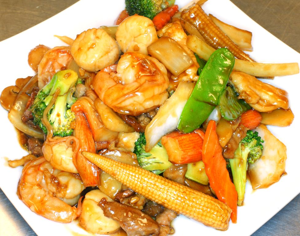 Happy Garden Seafood Restaurant