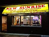 New Sunrise Chinese Restaurant