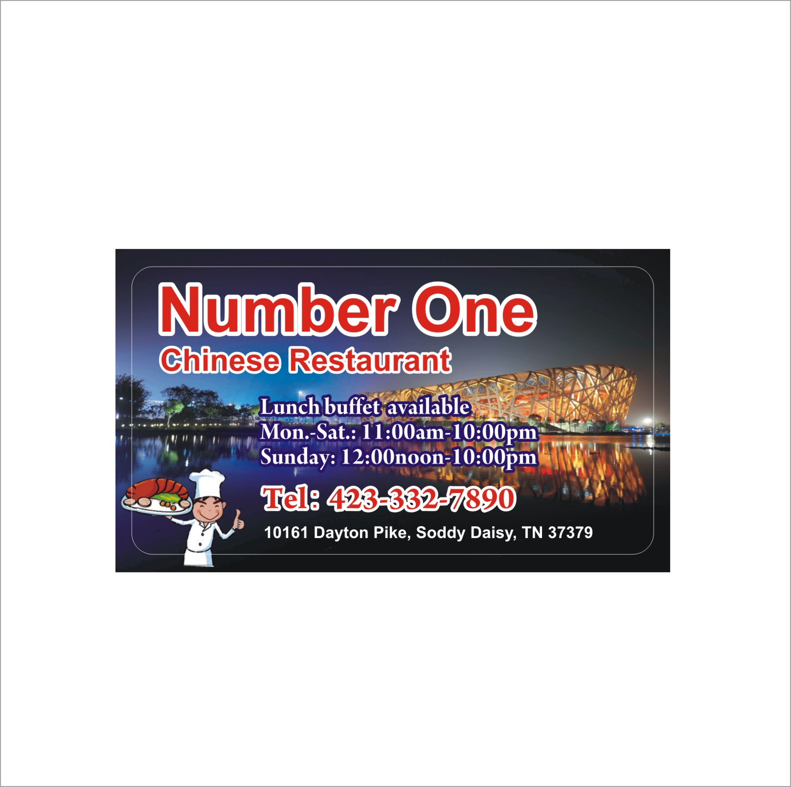 Great Wall Chinese Restaurant Delivery And Pick Up In