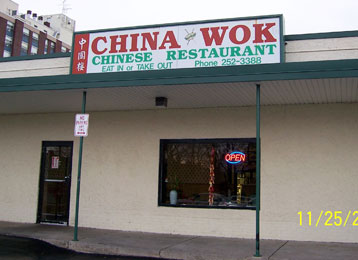 China Wok Chinese Restaurant Delivery And Pick Up In