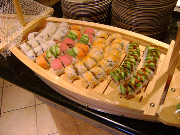Chinese Buffet Restaurant Chesterfield