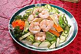 Shrimp with Mixed Vegtables
