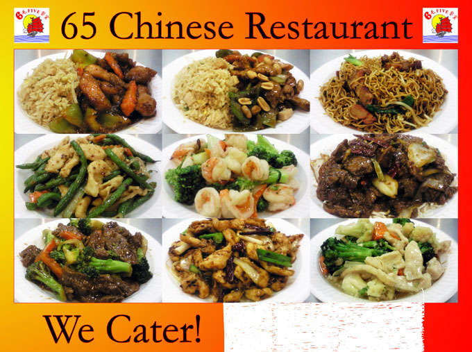 Sixty Five Chinese Restaurant Chicago Il