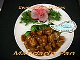 MANDARIN PAN CHINESE FOOD RESTAURANT