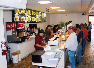 Fast Food In Gallup Nm