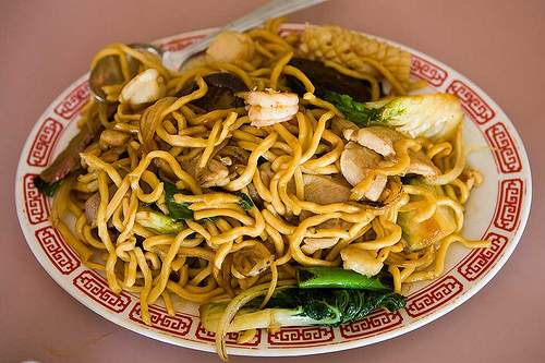 House Special Chow Mein Circle Chinese Restaurant