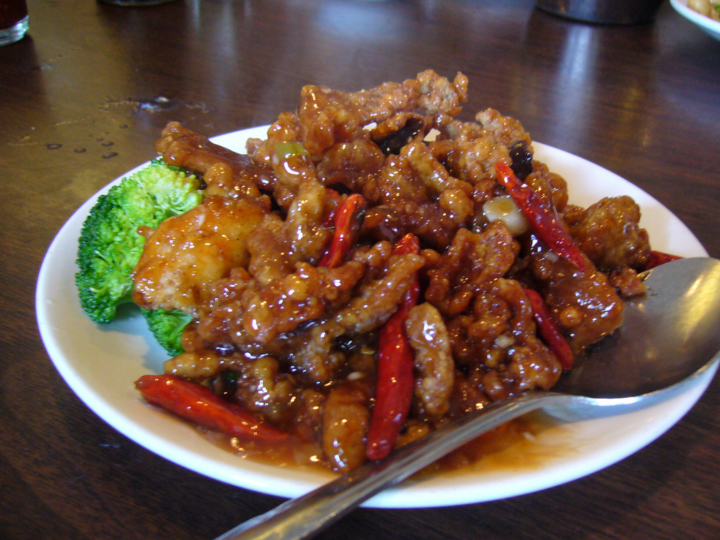 Beef garlic sauce for 100 degree chinese cuisine