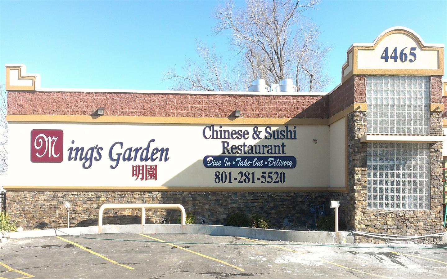 Ming 39 S Garden Delivery And Pick Up In Taylorsville