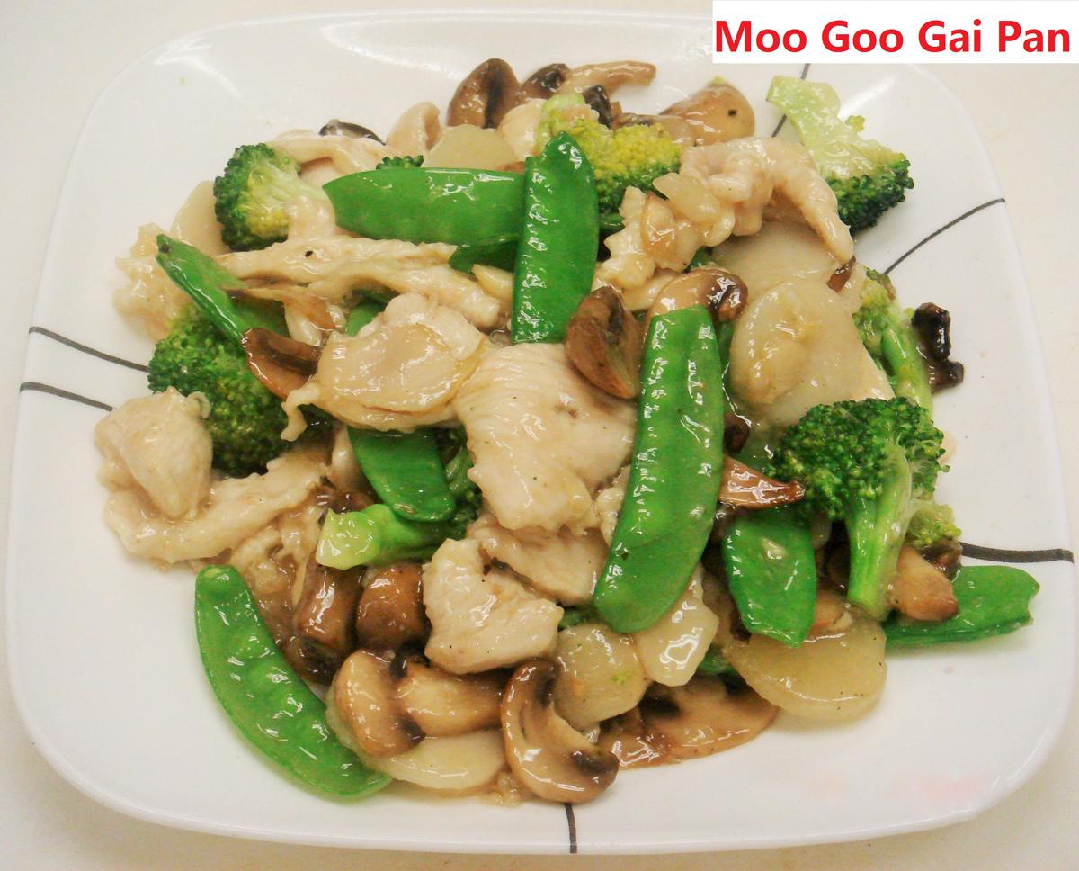 Moo Goo Gai Pan