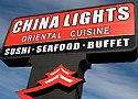 CHINA LIGHTS ORIENTAL CUISINE