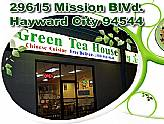 GREEN TEA HOUSE CHINESE
