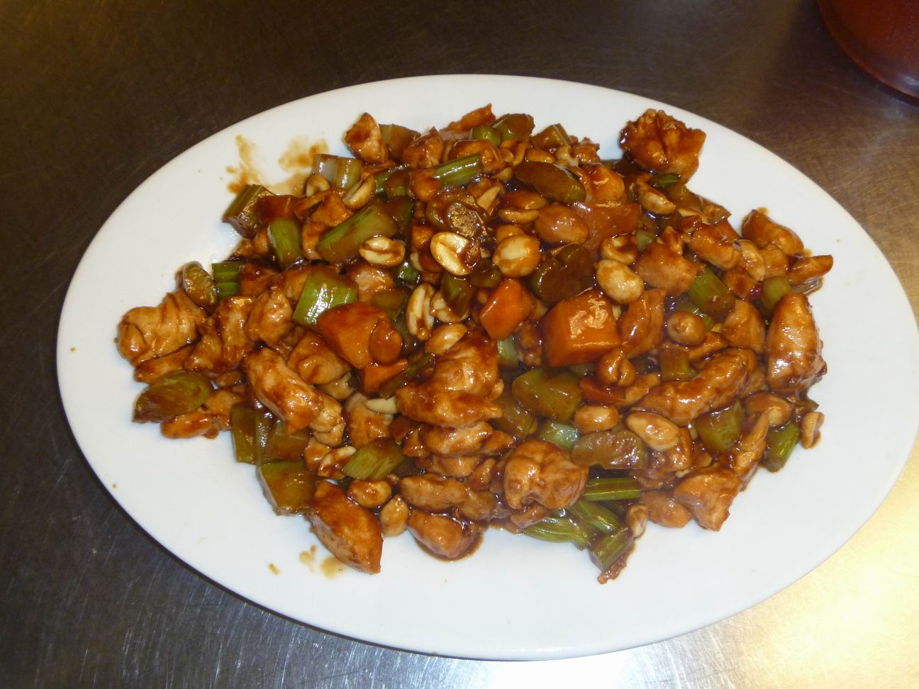 Chinese Dragon Food Menu