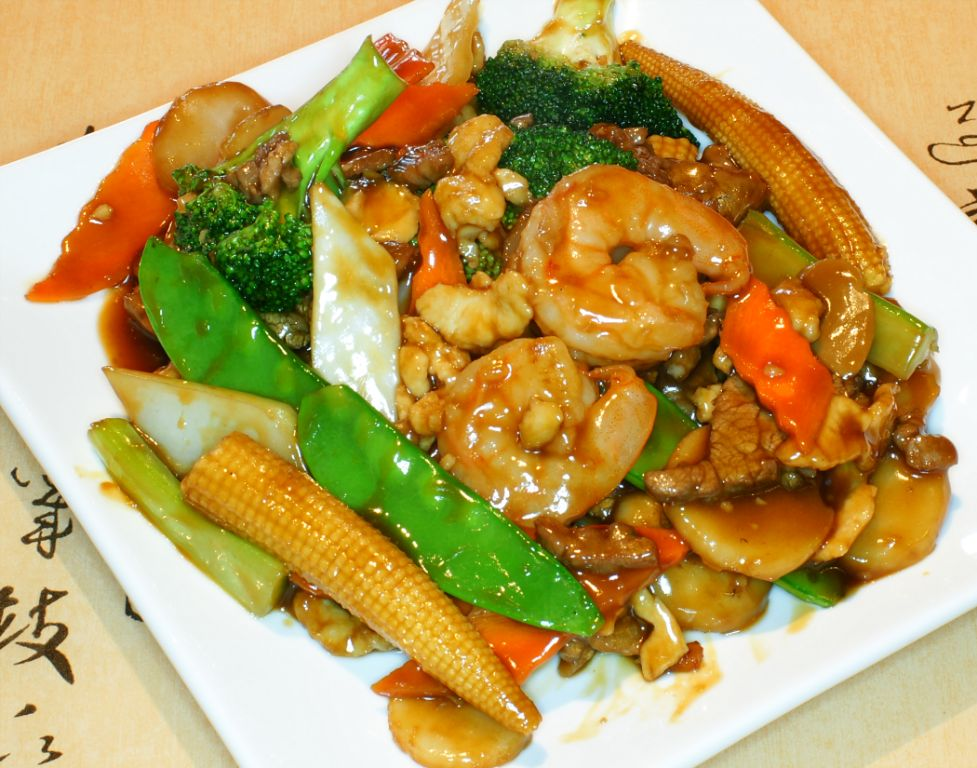 China wind for Asian delight chinese asian cuisine