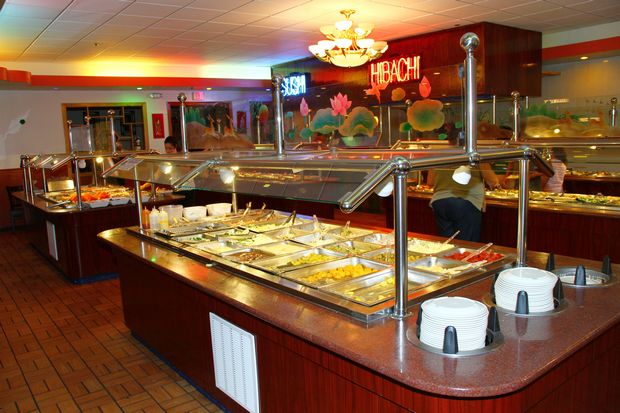 Uptown buffet photos online coupons specials for Asian cuisine buffet