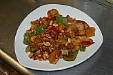 95.Chicken with peanuts(Kung Pao)