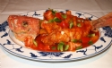 Red Snapper with Red Sauce
