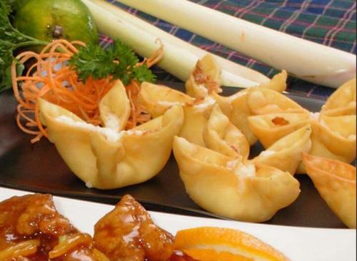 Asian Cafe Menu Bossier City