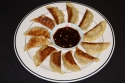 #9 PAN FRIED CHIKEN DUMPLINGS