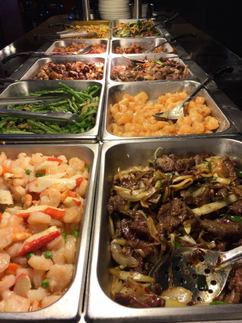 Ocean Buffet Saint Robert Mo 65584 Menu Asian Chinese
