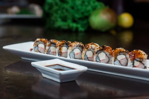 King Dragon Roll