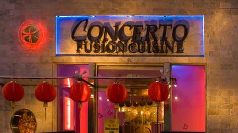 Concerto Fusion Cuisine