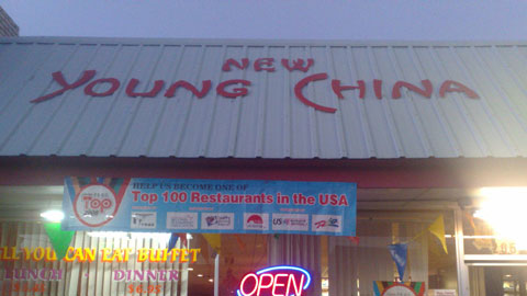 New Young China