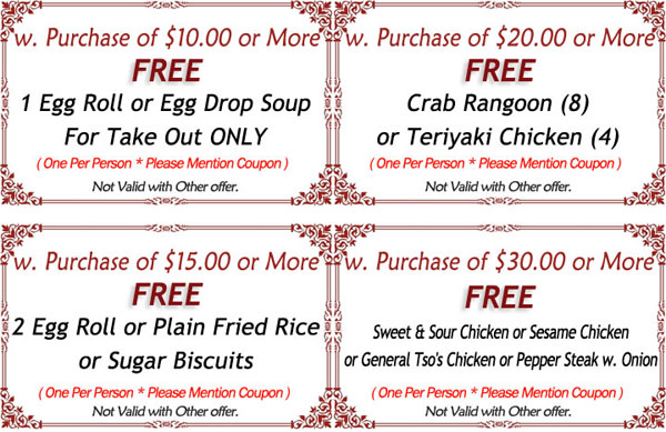 China Wok Pick Up In Southaven Chinesemenu Com