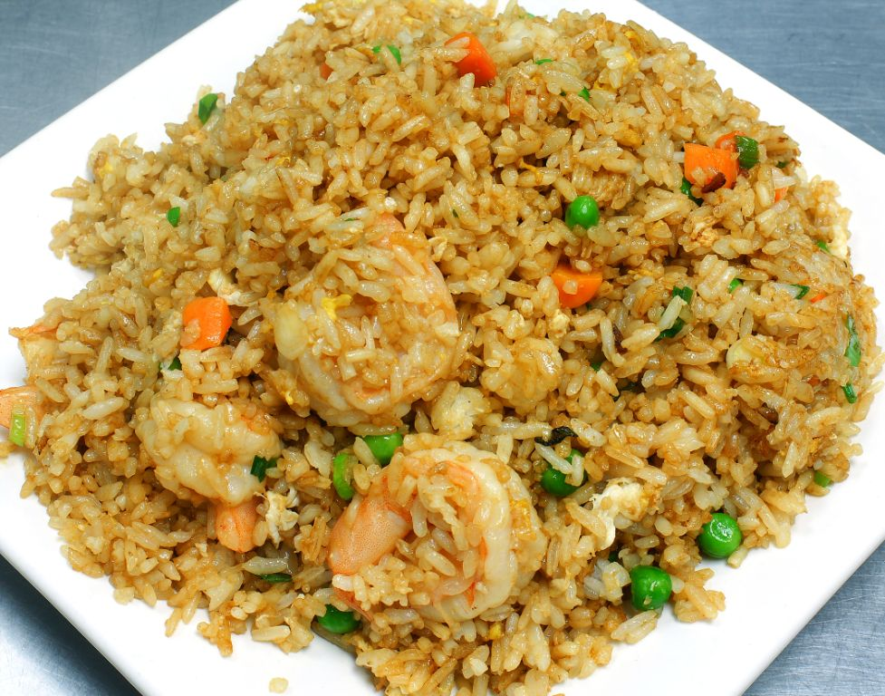 fried rice makes 4 about 1 cup each rn2 shrimp fried rice shrimp fried ...