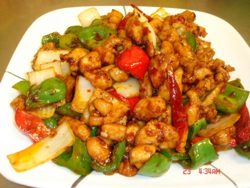 Princess Shrimp Chinese Food