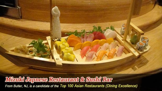 Mizuki Japnese Restaurant & Sushi Bar