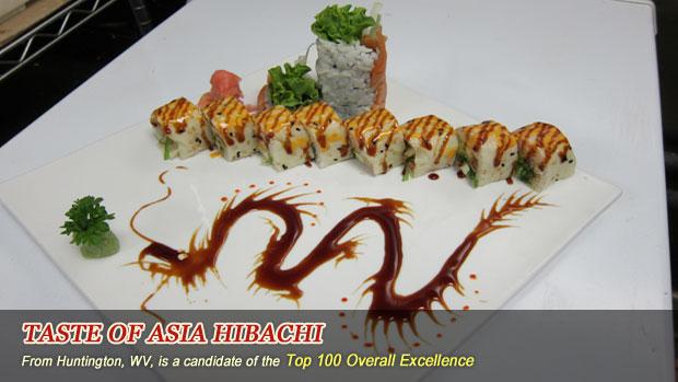 TASTE OF ASIA HIBACHI